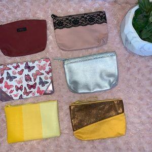 Assorted ipsy Makeup Bags